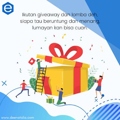 Ikut Giveaway atau Lomba Exabytes Indonesia