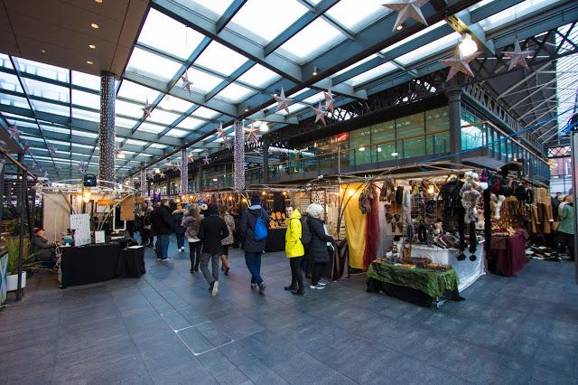 Spitalfields market-Londra