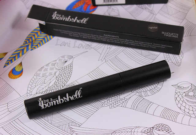 Be A Bombshell Silhouette Mascara - Nightfall Review