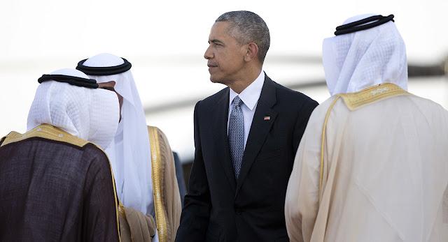 Obama, em uma estranha reviravolta, torna-se defensor da Arábia Saudita - MichellHIlton.com