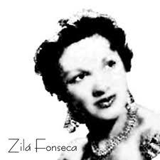 #Zilá Fonseca - Radialista Brasileira