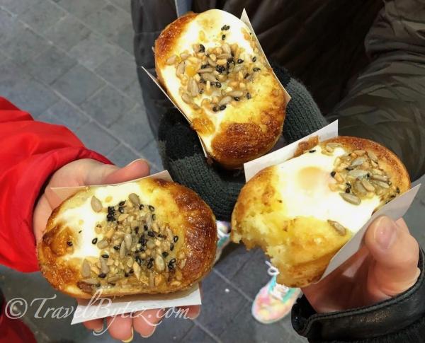 Gyeran-Bbang (Egg Bread)
