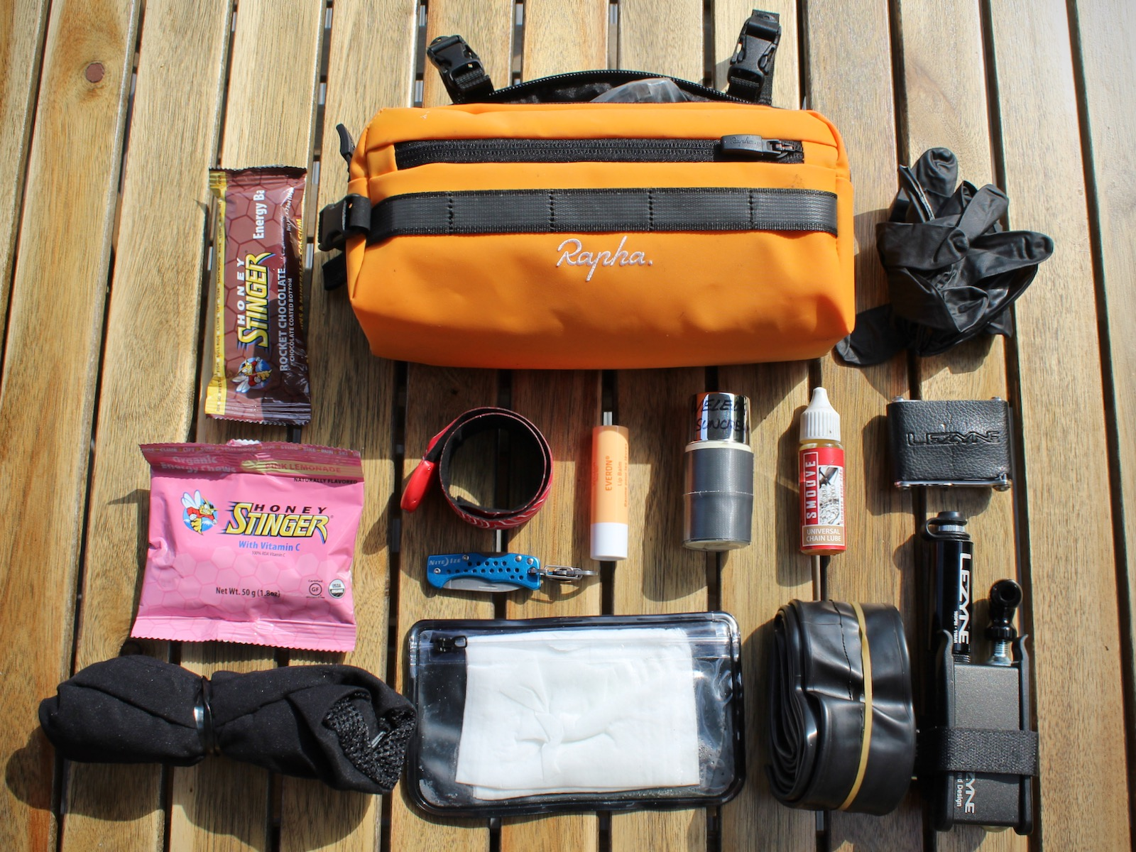What Is in Your Gravel Adventure Handlebar Bag Tim Wiggins