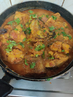 No coconut milk | fish curry recipe