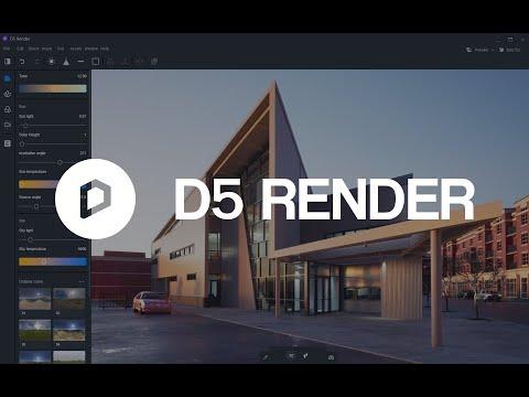D5 Render