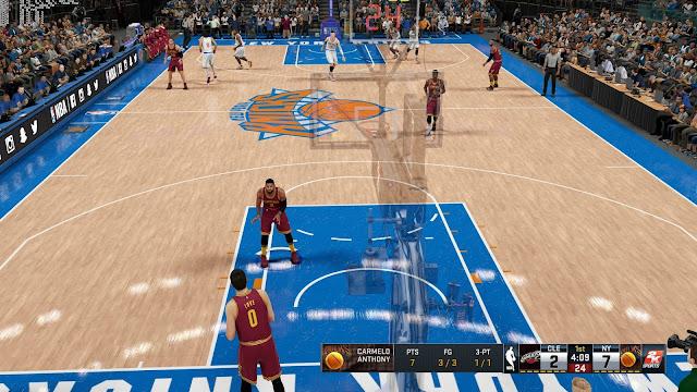 NBA 2K16 PC Game Full Version Free Download
