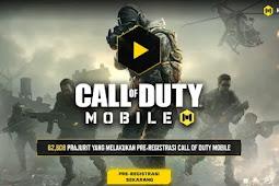 Call of Duty Garena Buka Preregistrasi