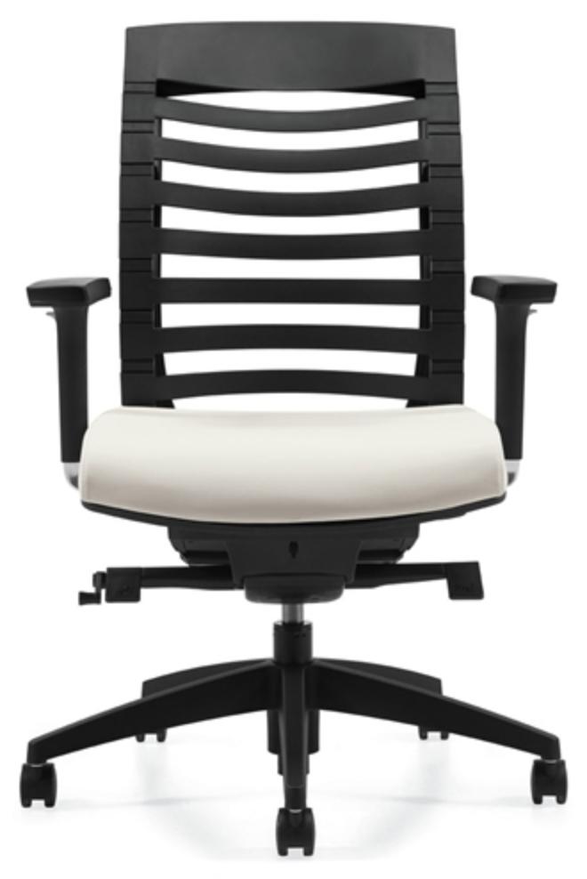 Global Arti Series Polypropelene Office Chair