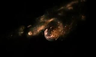 Sự hình thành Trái Đất và Mặt Trăng