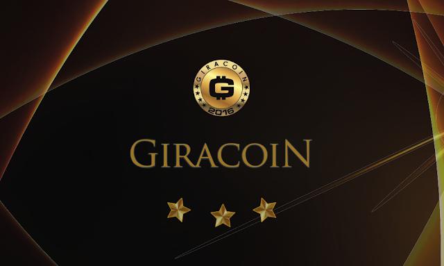 криптовалюта Giracoin