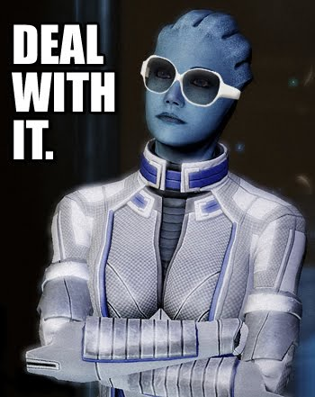 mass effect bouncing breasts