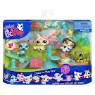 Littlest Pet Shop 3-pack Scenery Kitten (#848) Pet