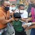 Bata Lumambitin sa Kable para Makatakas sa mga Tauhan ng Manila Department of Social Welfare sa Taft Avenue