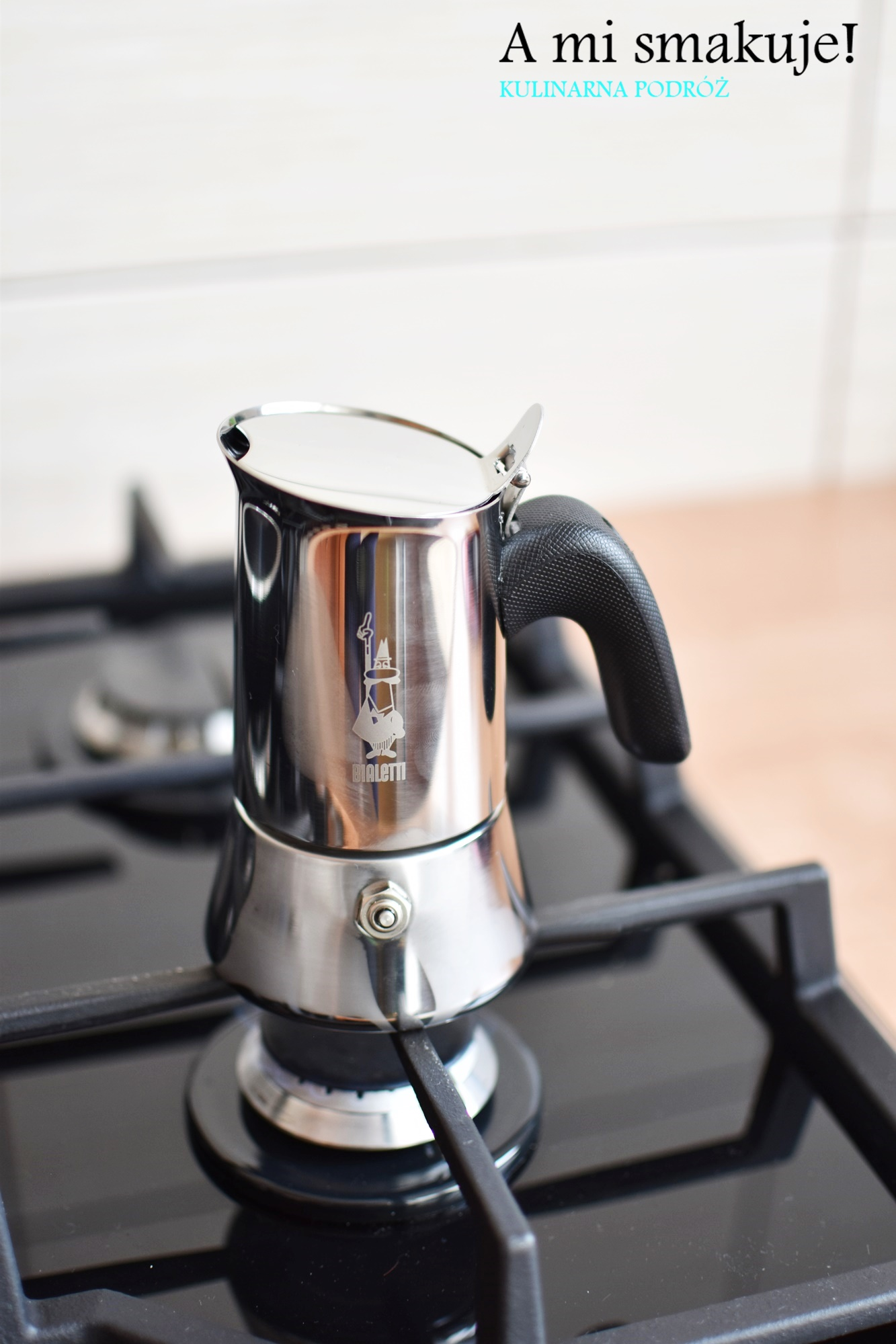 Kawiarka - jak używać?