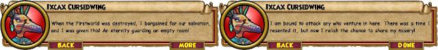 Wizard101 Omen Stribog, Ra, Ixcax Cursedwing Skeleton Key Boss Guide