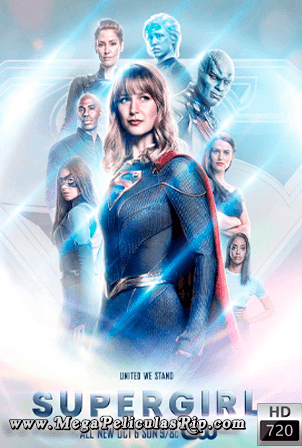 Supergirl Temporada 5 [720p] [Latino-Ingles] [MEGA]