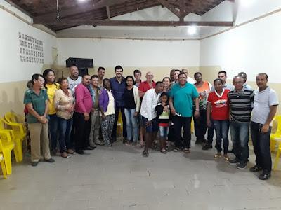 Prefeitura participa de reunião com moradores da Urbis IV