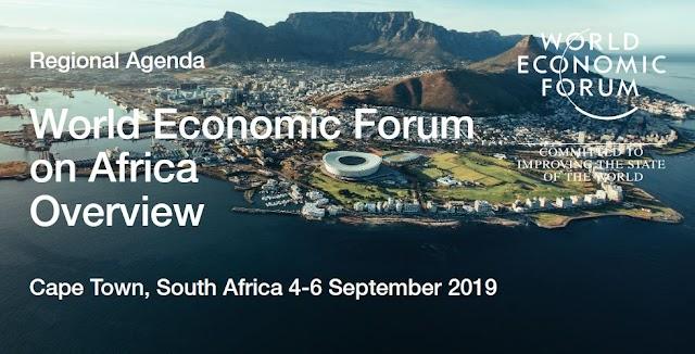 World Economic Forum on Africa 2019 - Start-ups Application