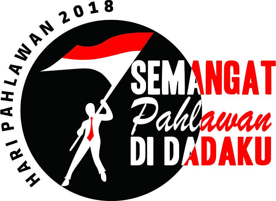 Peringatan Hari Pahlawan 2018 di MIS dan MTSS Nurul Huda Tandun, Rokan Hulu