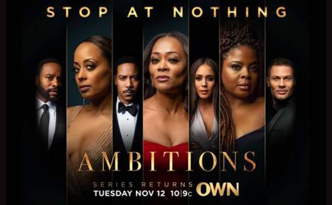 Ambitions Announces Mid-Season Premiere Date! (Trailer Included)