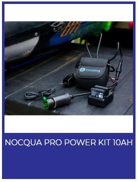 Nocqua Pro Power Kit 10AH