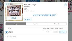 Lagu 'CGM48' Diunggah dengan Judul MNL48 dan Foto AKB48 Team SH, Loh Kok Bisa?