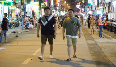 HOT HOT HOT: Bui Vien walking street to open on August 19