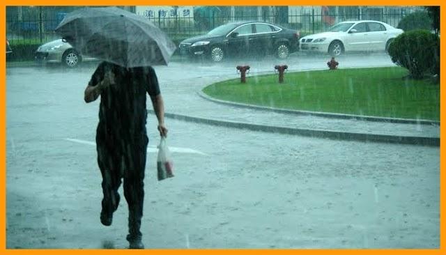 पश्चिमी उत्तर प्रदेश में भारी बारिश की चेतावनी