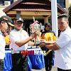 Kapolda Hamidin, Pimpin Apel Pembukaan Perebutan Piala Cup Ke-73 dan Piala Bergilir Bola Volly  Tahun 2019