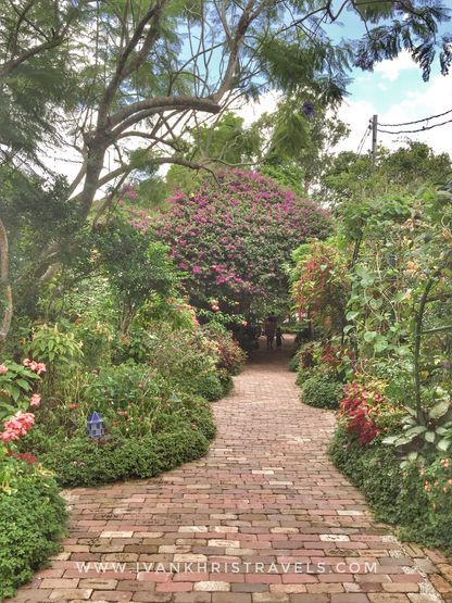Sonya's Garden in Tagaytay