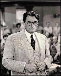 Gregory Peck: Atticus Finch (Matar a un ruiseñor, 1962)