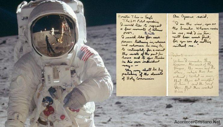 """Astronauta estadounidense Edwin """"Buzz"""" Aldrin"""