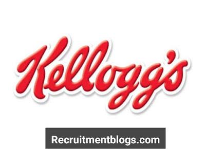 Sensory Specialist At Kellogg's Noodles- Science Vacancy