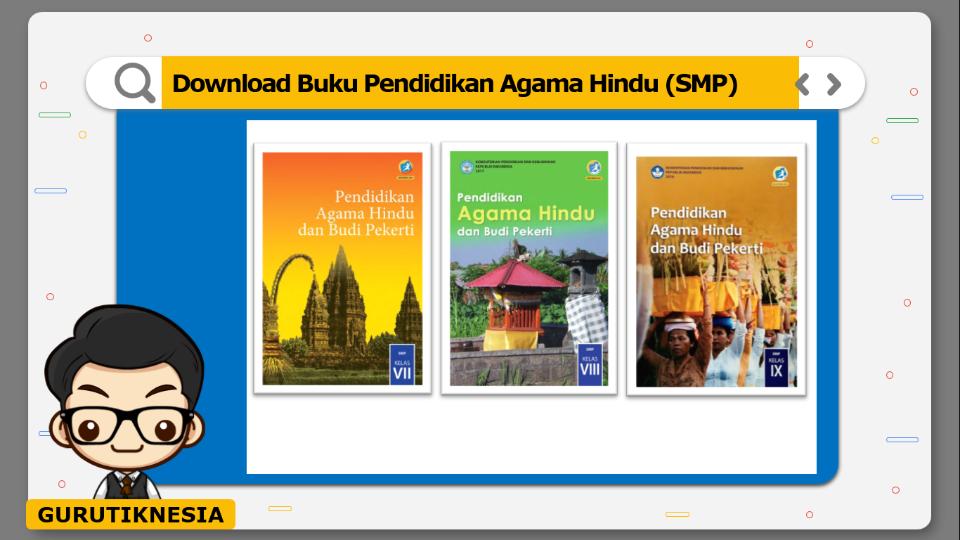 download gratis buku pdf pendidikan agama hindu untuk smp