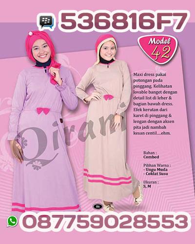 Sample Gambar Rancangan Pakaian Muslim Remaja Tren 2016 51e37a76f4