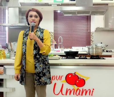Masak Enak Dan Sehat Bersama Masako, Cerita Kunjungan Ke Dapur Umami