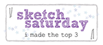 Top 3 en Sketch Saturday: