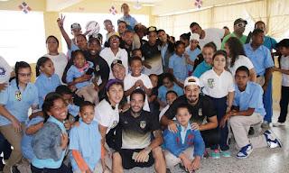 MOCA FC realiza con éxito actividad de niños especiales