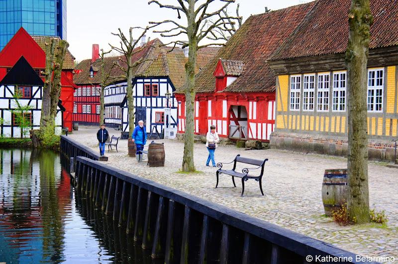 Den Gamle By Aarhus Denmark
