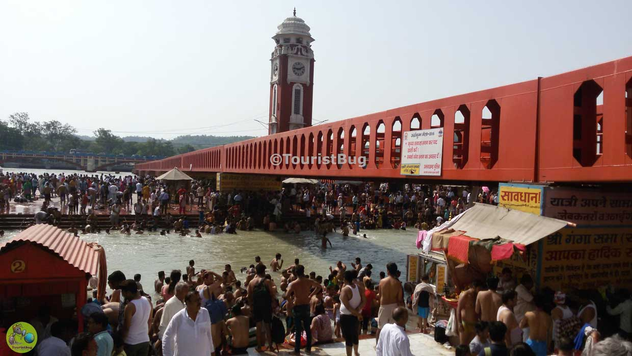 Places to visit in Haridwar