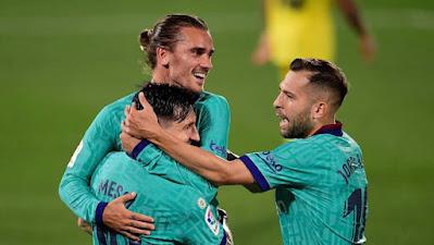 Cực nóng đua vô địch La Liga: Barca đại thắng, còn cách Real mấy điểm? 2