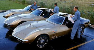 """Apollo 12 Mission Corvette """"AstroVette"""