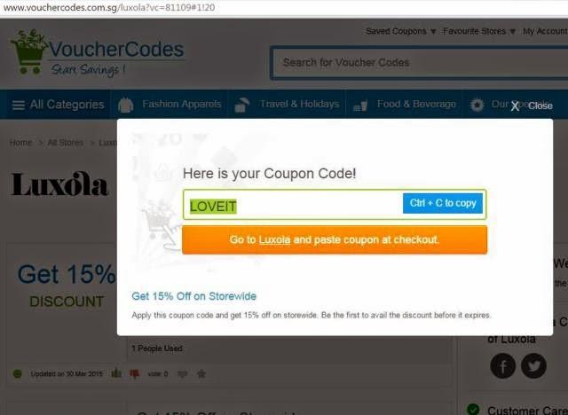 voucher codes discount coupons start savings
