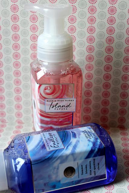 Bath&Body Works: нежное мыло-пенка для рук