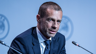 UEFA President Aleksander