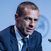 FOOTBALL: UEFA president Aleksander admits that current season may not finish
