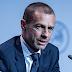FOOTBALL: UEFA president Aleksander admits that current season may not finish