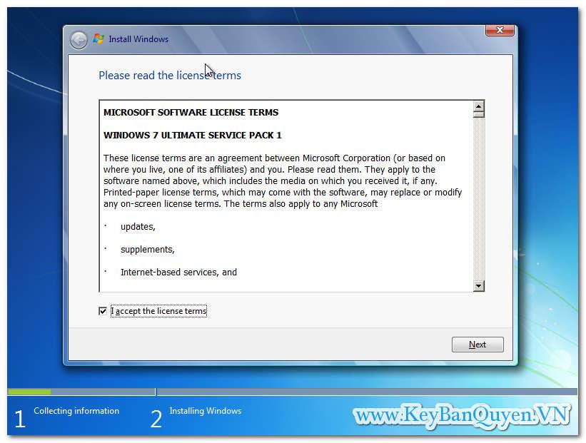 Hướng dẫn cài đặt Windows 7 Pro theo chuẩn UEFI - GPT mới nhất.