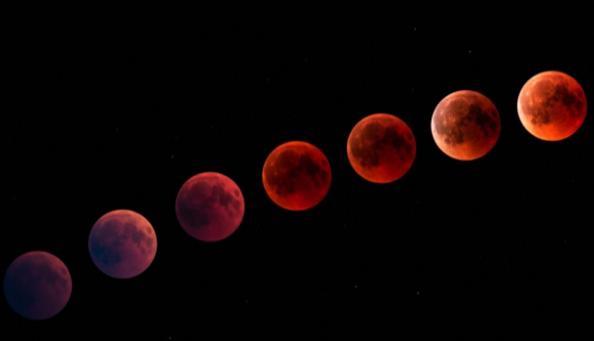 Fenomena Gerhana Bulan Total Terjadi Pada 15 Syawal 1442 H/ 26 Mei 2021