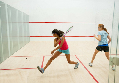 Olahraga Squash | Pengertian, Sejarah, Ciri Khas, dan Manfaat-Manfaatnya